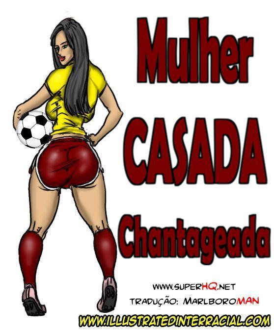 Mulher Casada Chantageada