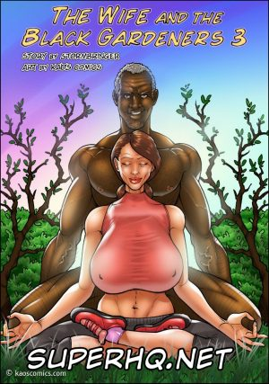 The Wife and the Black Gardeners 3