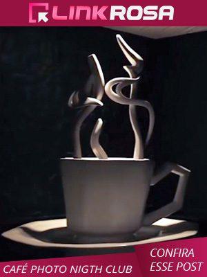 Como é uma experiência no Café Photo