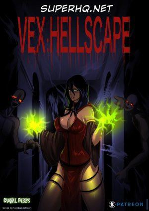 Vex Hellscape