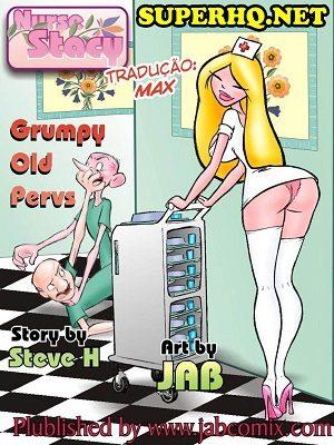Enfermeira Stacy 1