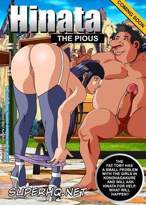 Hinata The Pious